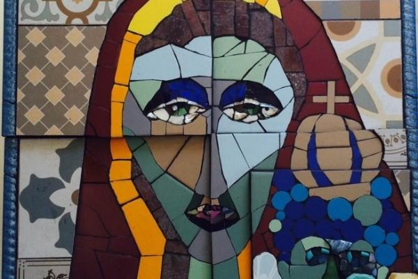 Exposição de mosaicos