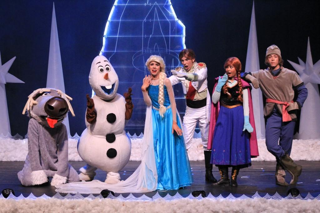 PROMOÇÃO: Frozen Uma Trabalhada Na Neve