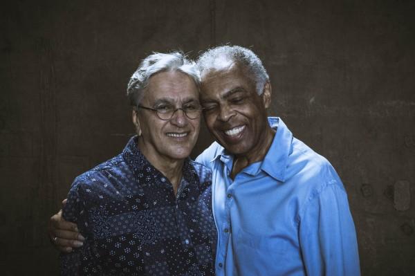 Caetano Veloso E Gilberto Gil