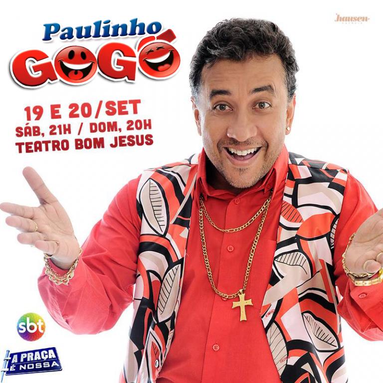 PROMOÇÃO: Paulinho Gogó