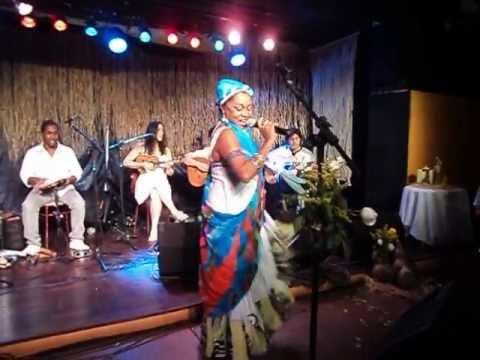 O canto primitivo do samba