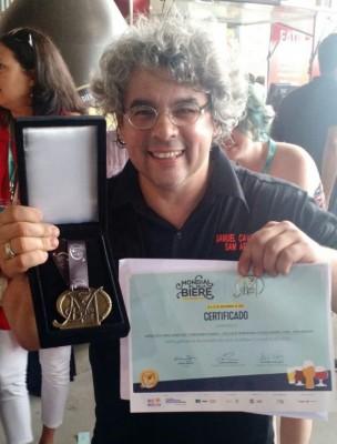 Bodebrown conquista duas medalhas de ouro