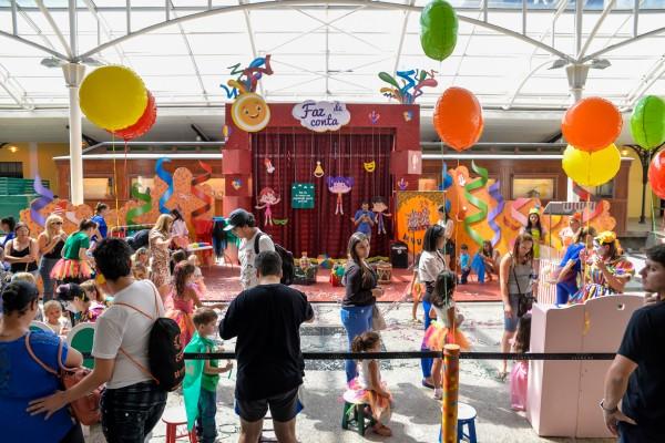 Peças infantis no Carnaval