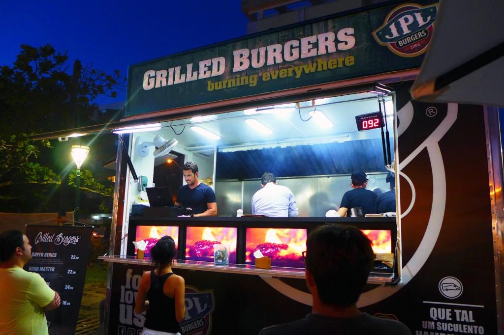JPL Food Truck