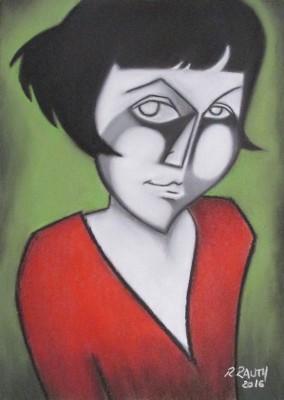 """Exposição de arte """"Desvendando Amelie Poulain"""""""