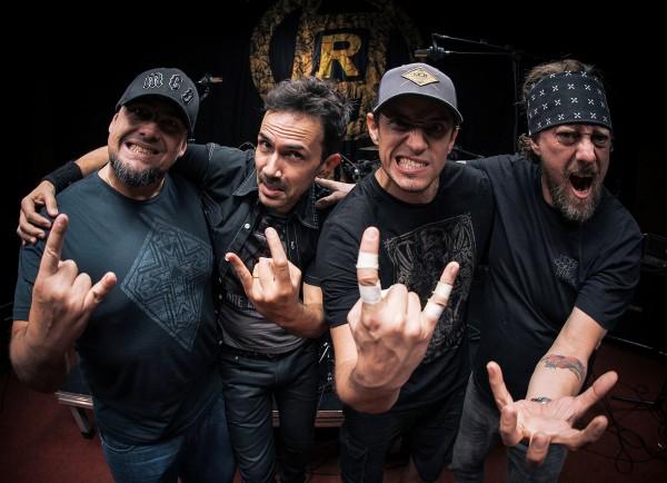 Raimundos grava CD/DVD em Curitiba