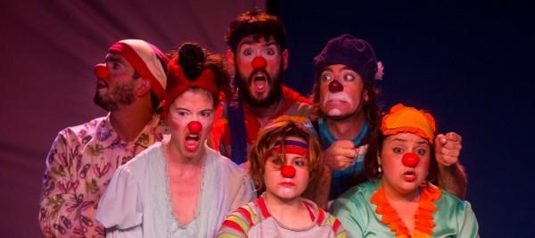 Espetáculo Boa Noite! no Teatro Guaíra