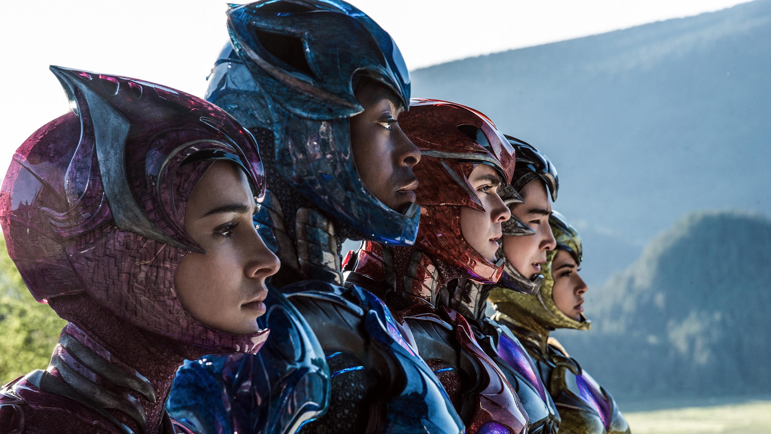 Crítica: Power Rangers