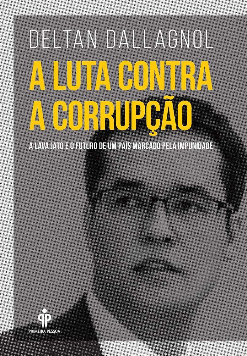 Deltan Dallagnol lança livro em Curitiba