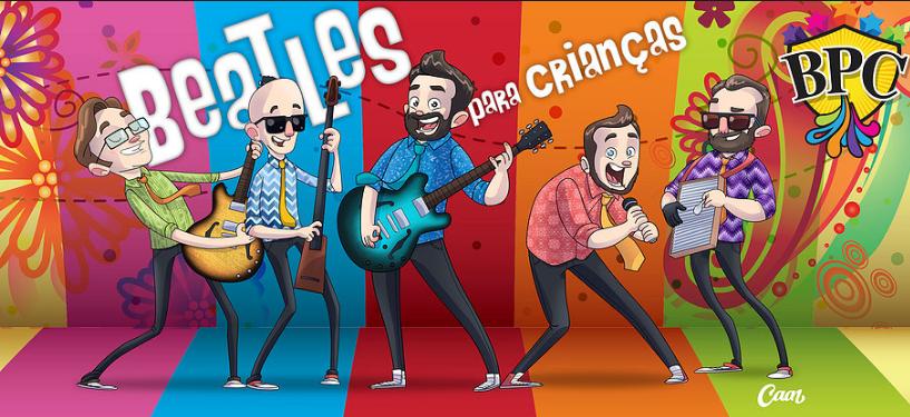 PROMOÇÃO RELÂMPAGO: Beatles Para Crianças