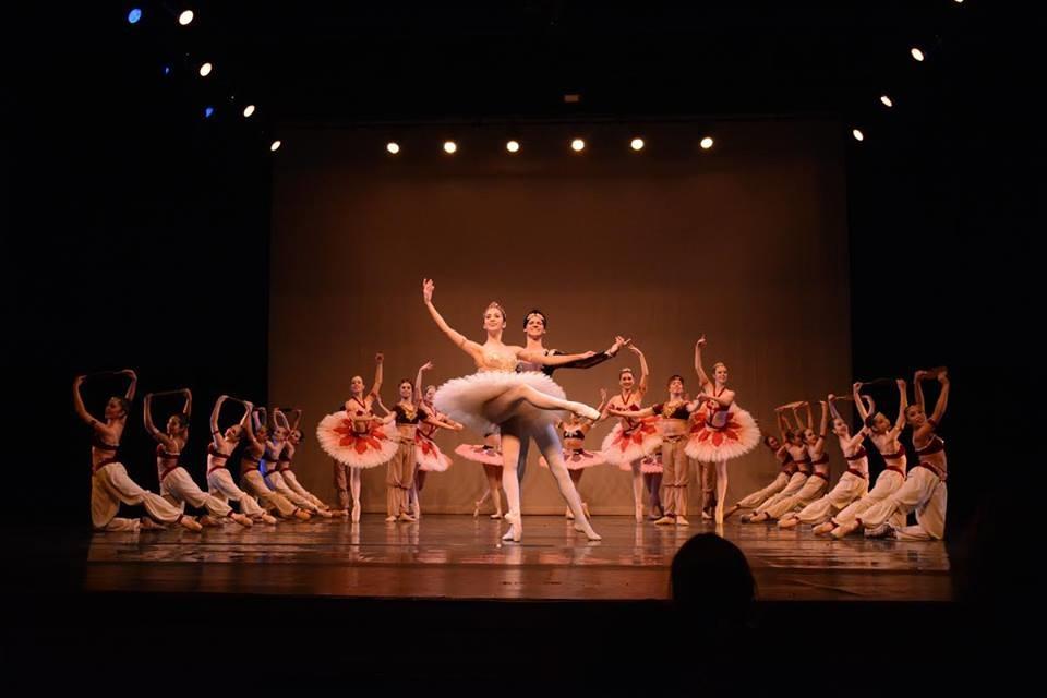 Mostra de Dança da Cia Jovem