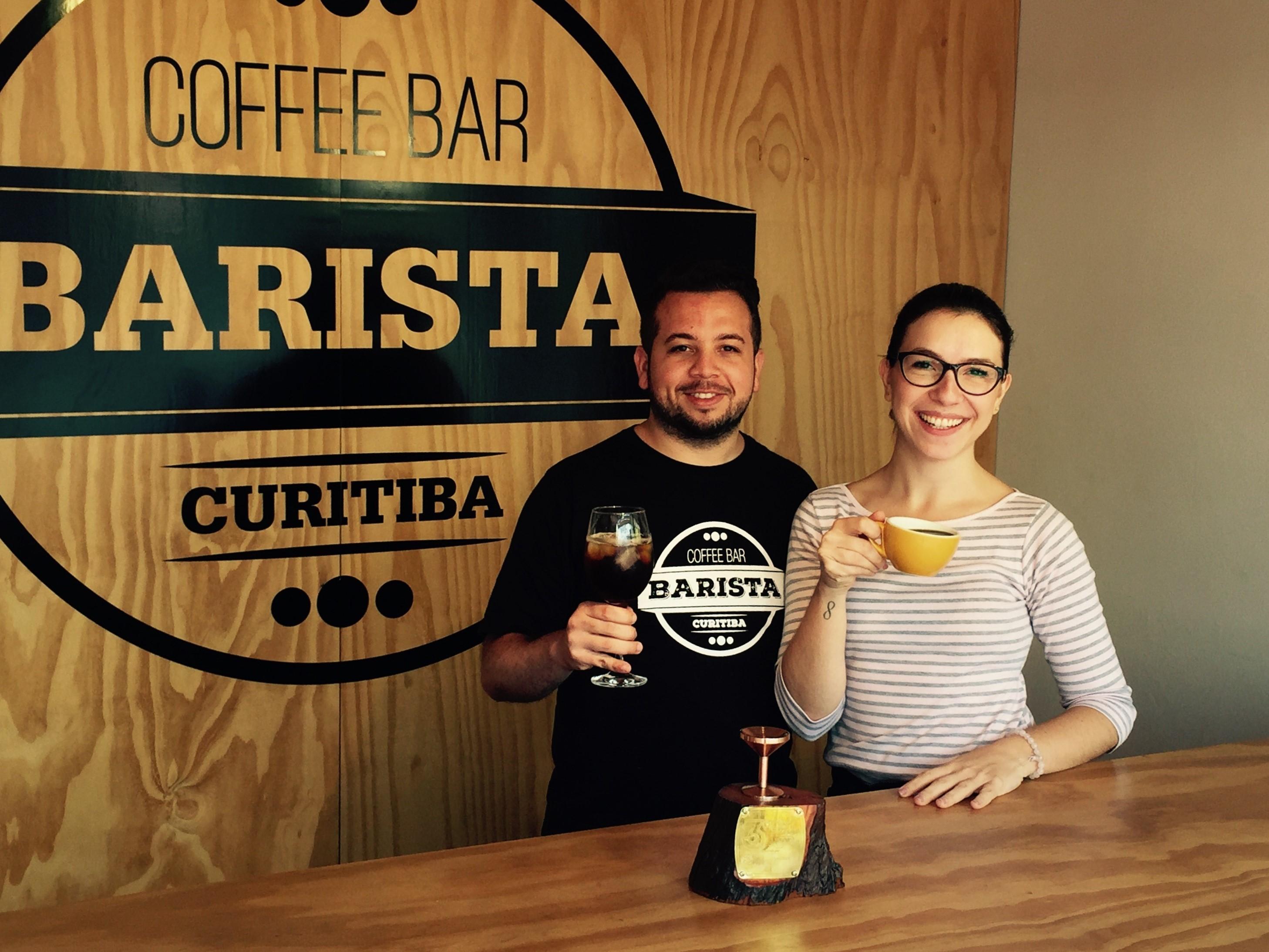 Local Barista Coffee Bar Rua Moyses Marcondes 609 Juvevê Mais Informações 41 3501 8234