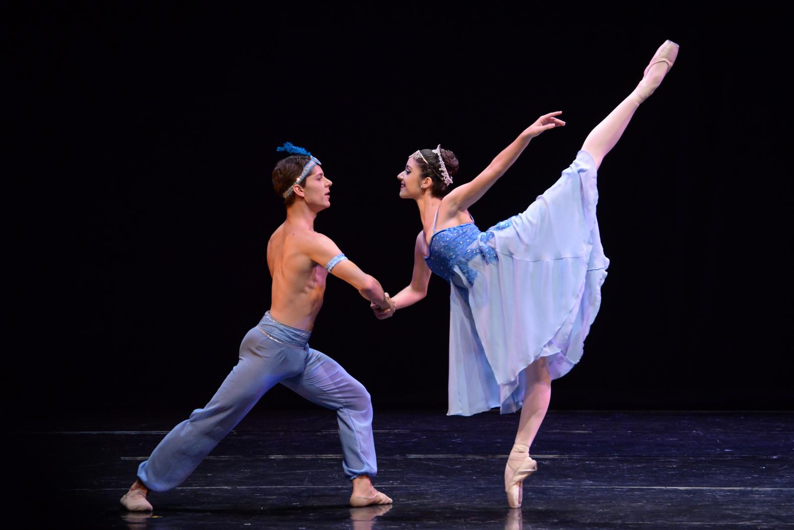 Final da Mostra Paranaense de Dança