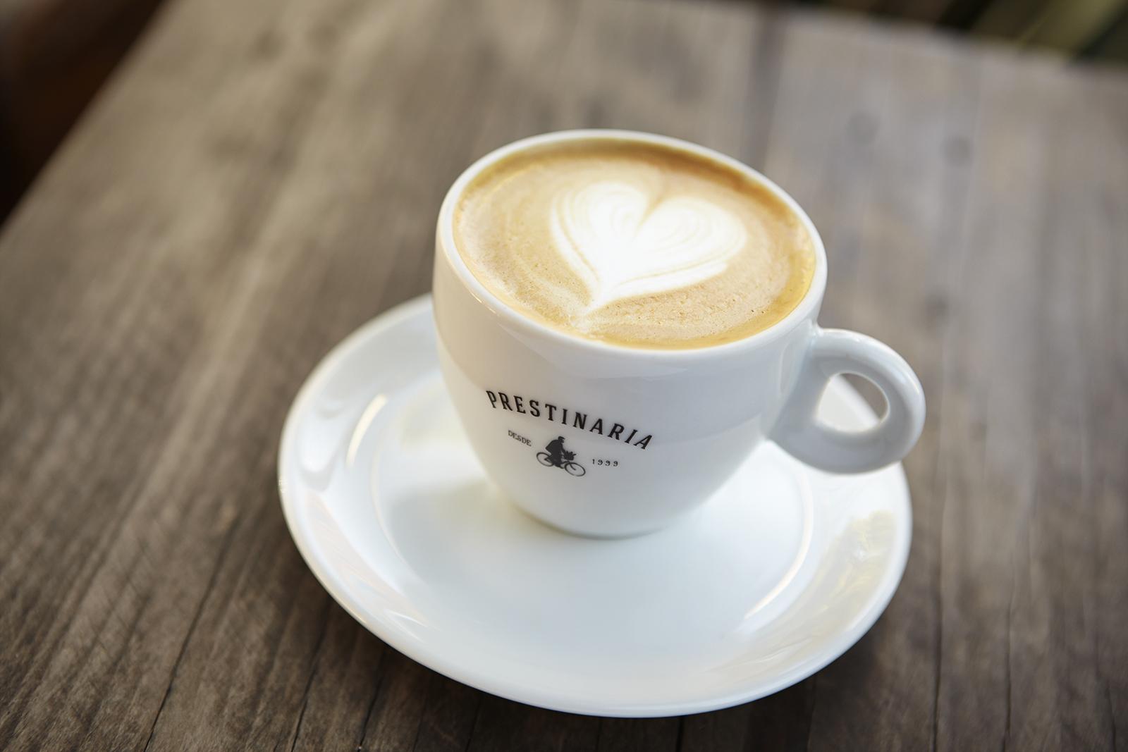 Cafés especiais na Prestinaria