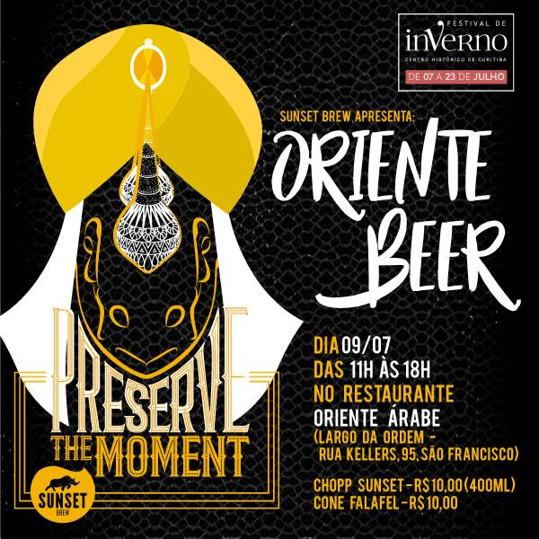 Festival Oriente Beer