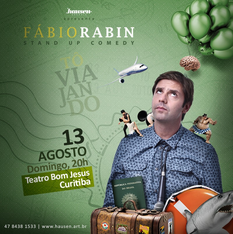 PROMOÇÃO: FÁBIO RABIN