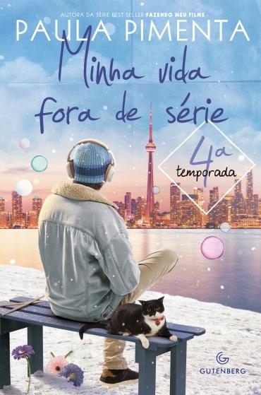 Paula Pimenta na Livrarias Curitiba