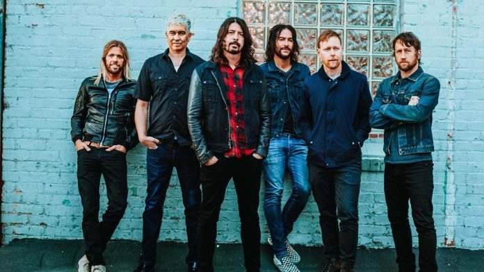 Foo Fighters e Queens of the Stone Age no Brasil