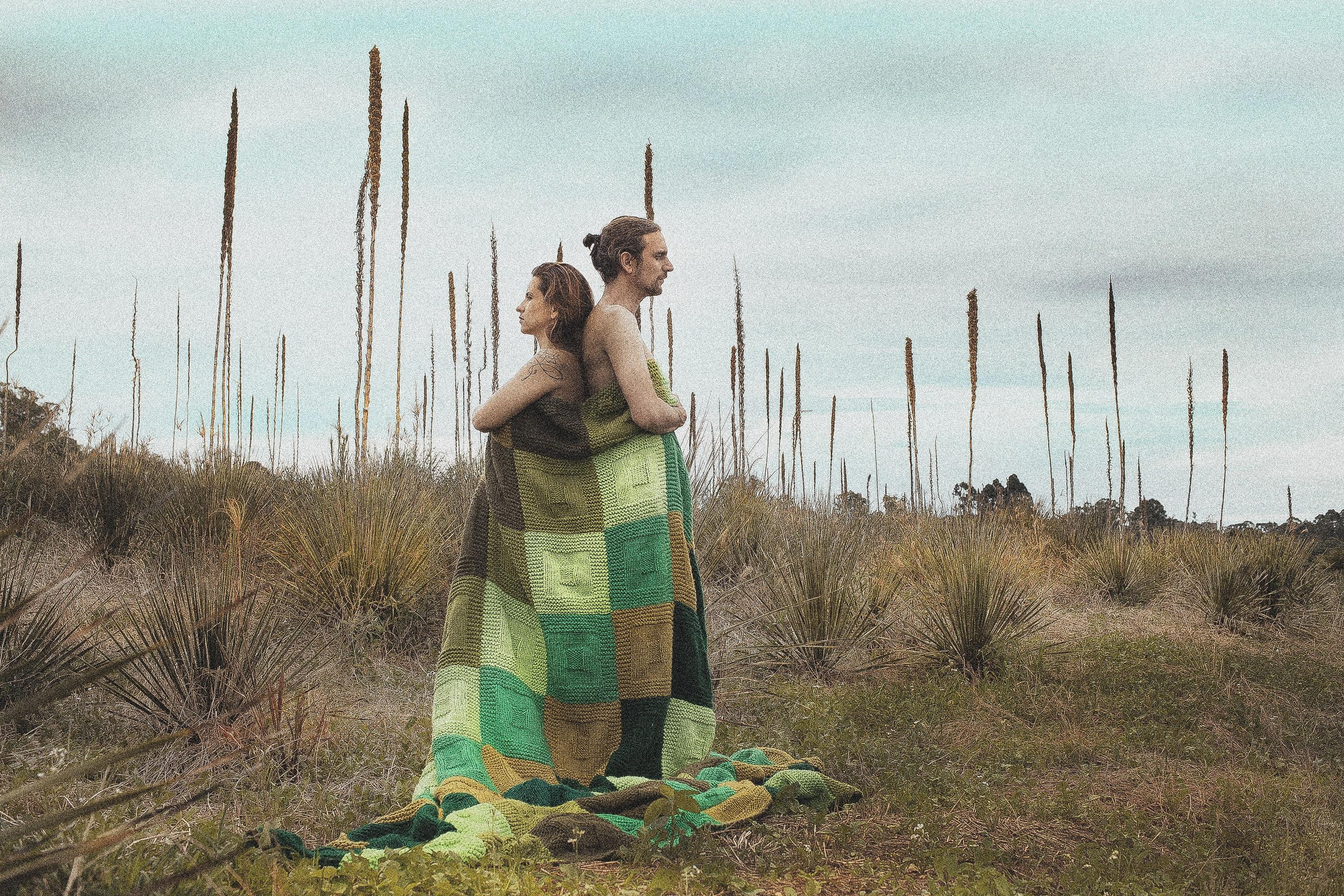 Novo disco de Estrela Leminski e Téo Ruiz