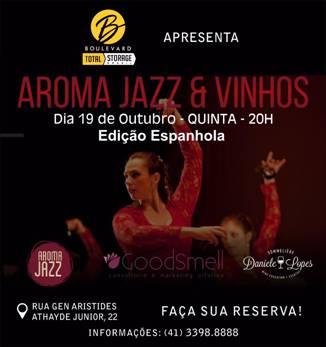 Aroma Jazz & Vinhos