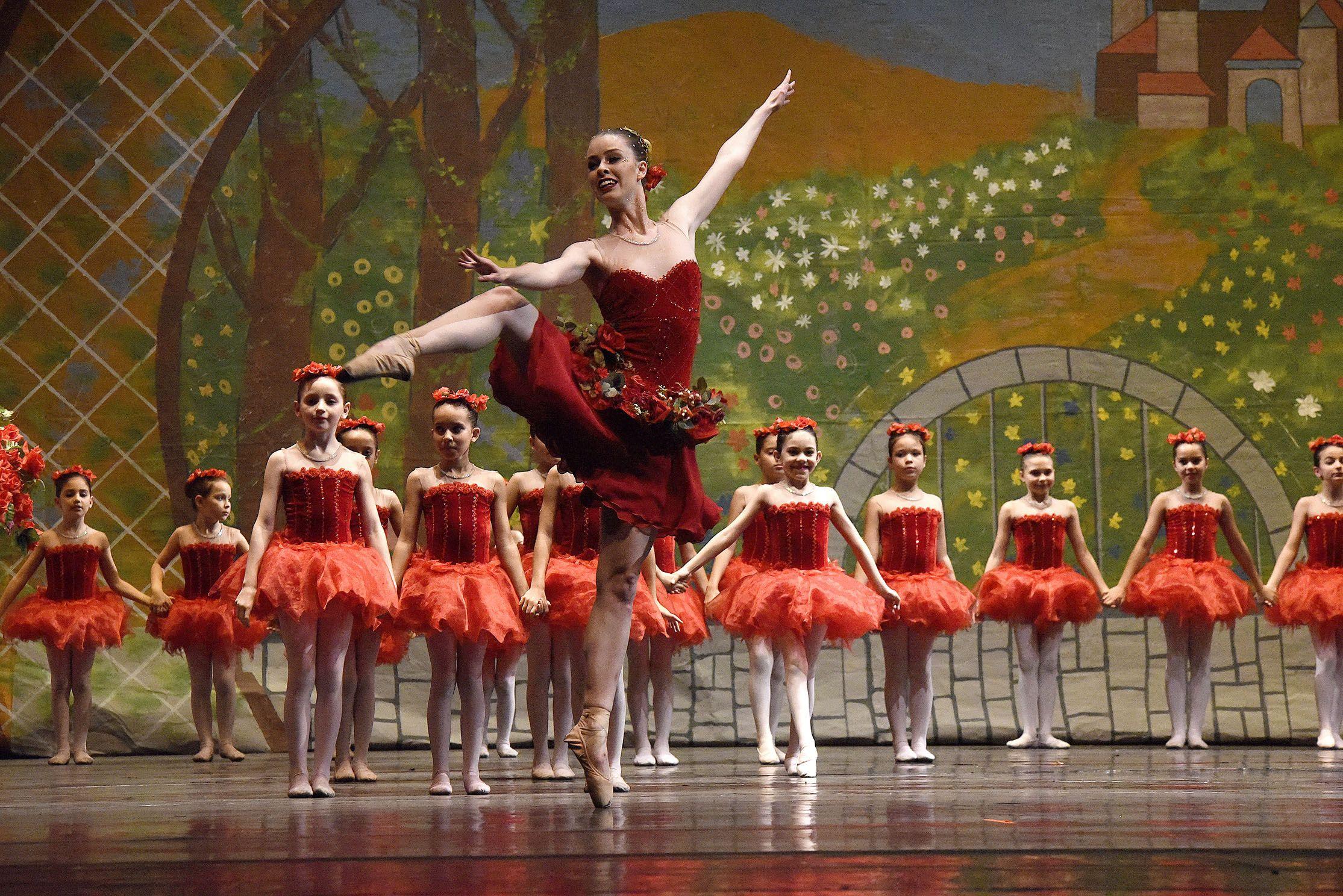Dança: Bela e a Fera