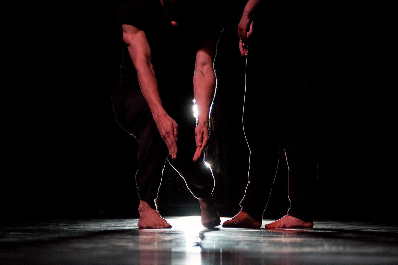 Balé Teatro Guaíra dança Winkler, Wachter e Safari
