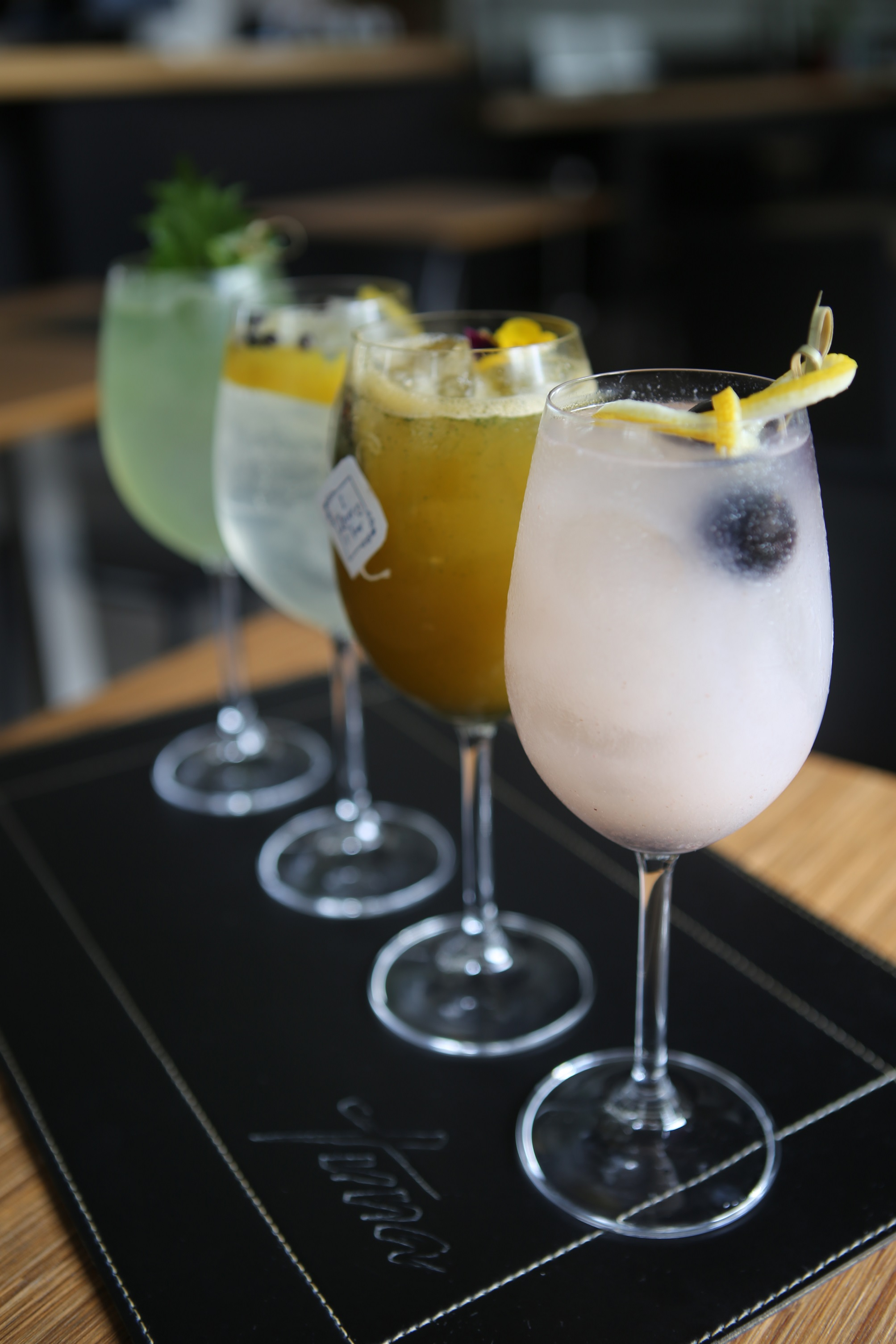 1º Festival de Gin Tônicas