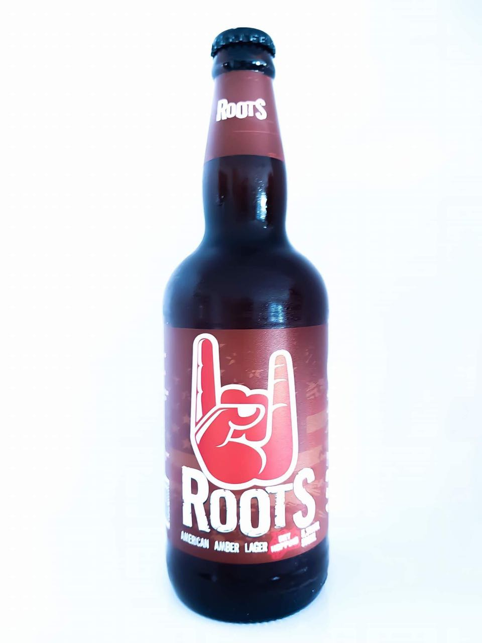 Roots American Amber Lager