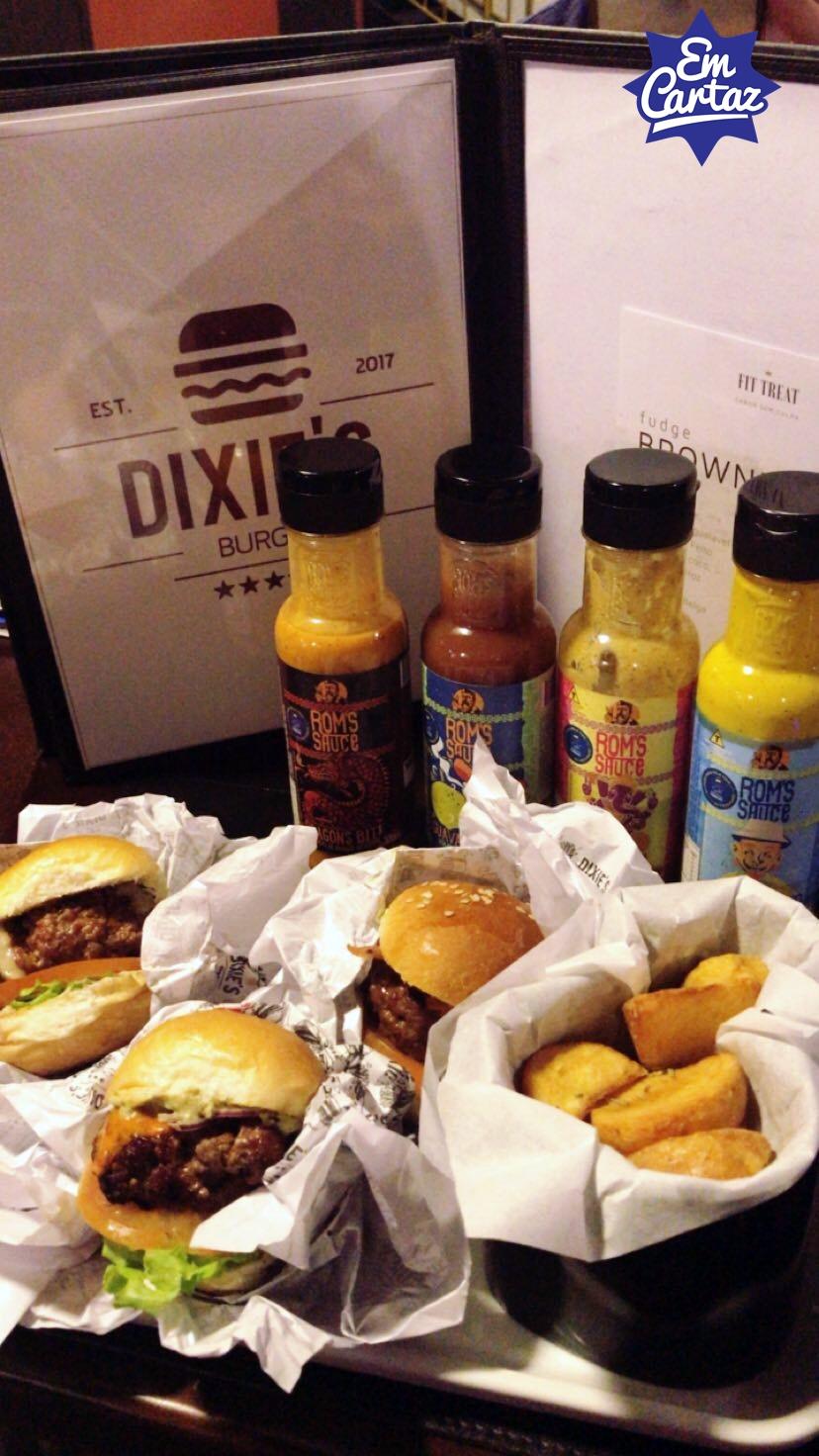 Cultura do jazz na Dixie's Burger