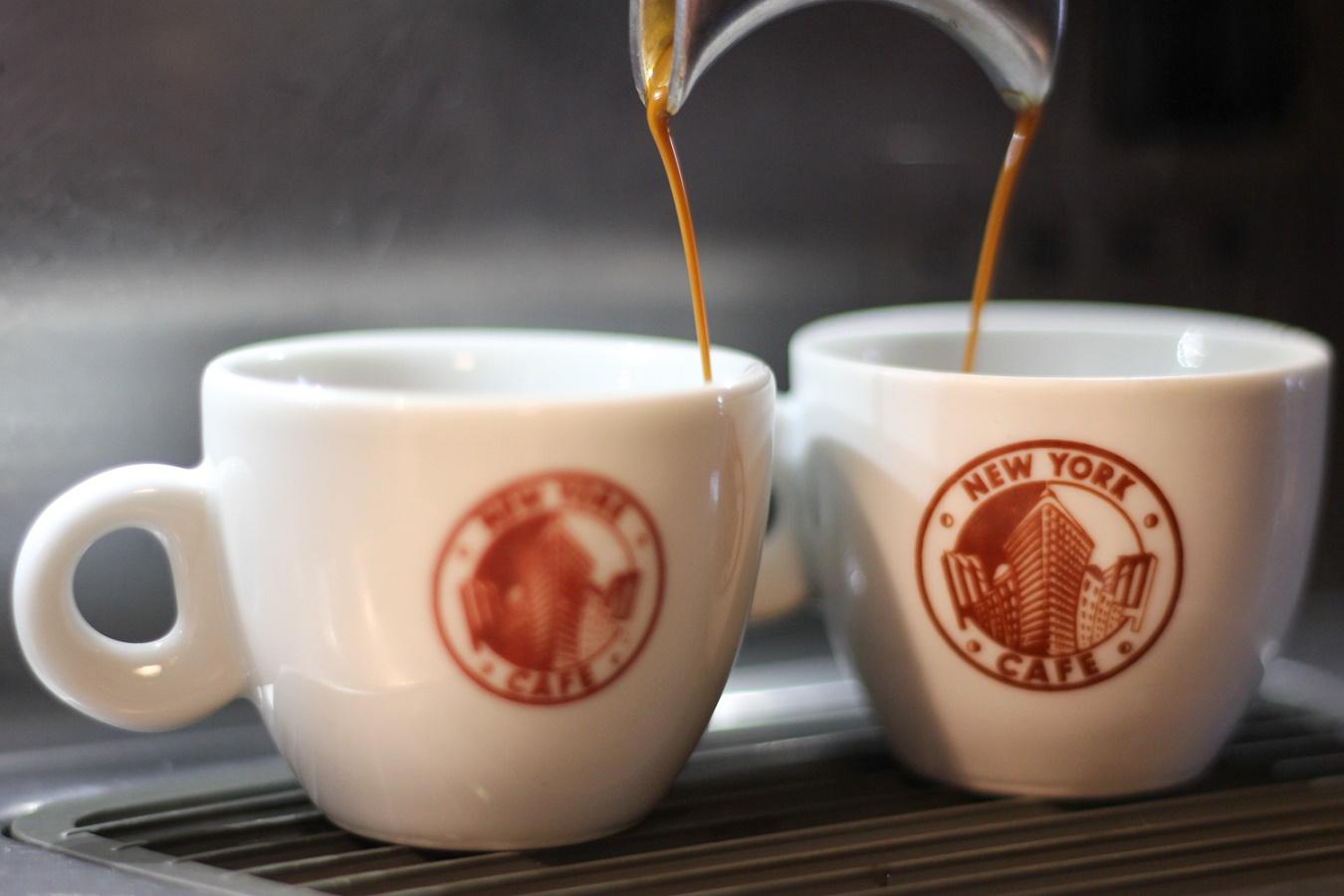 Nova unidade do New York Cafe