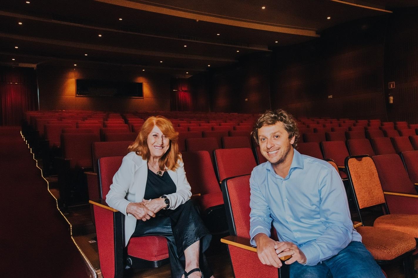 Teatro Regina Vogue muda de nome
