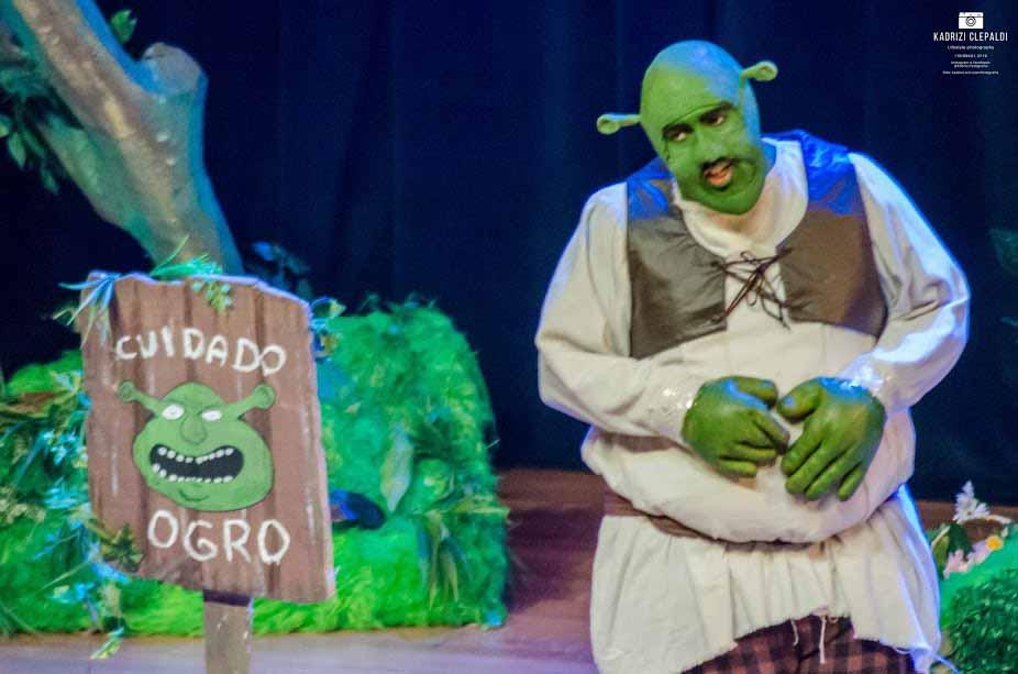 PROMOÇÃO:  Shrek The Musical