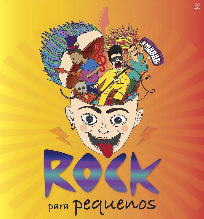 PROMOÇÃO: Rock Para Pequenos