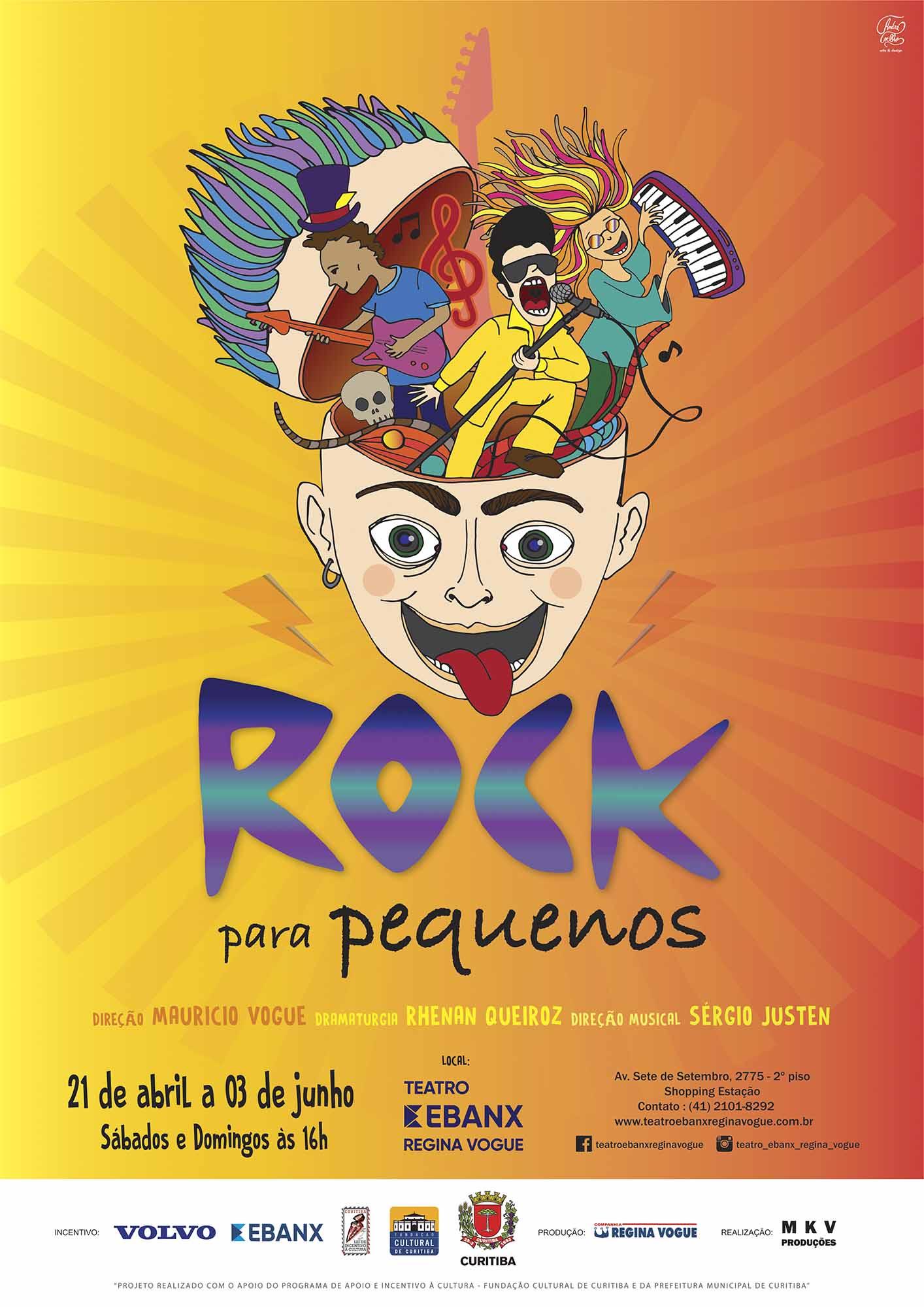 Rock para Pequenos