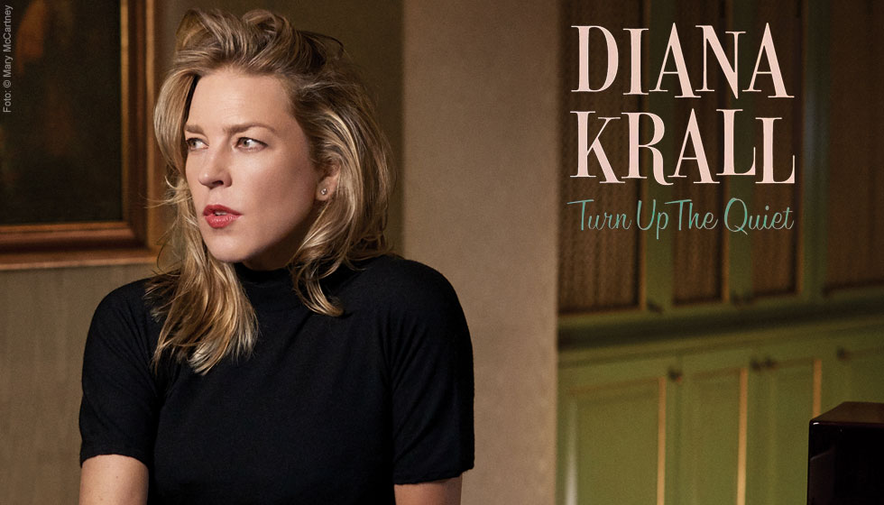 Diana Krall no Brasil
