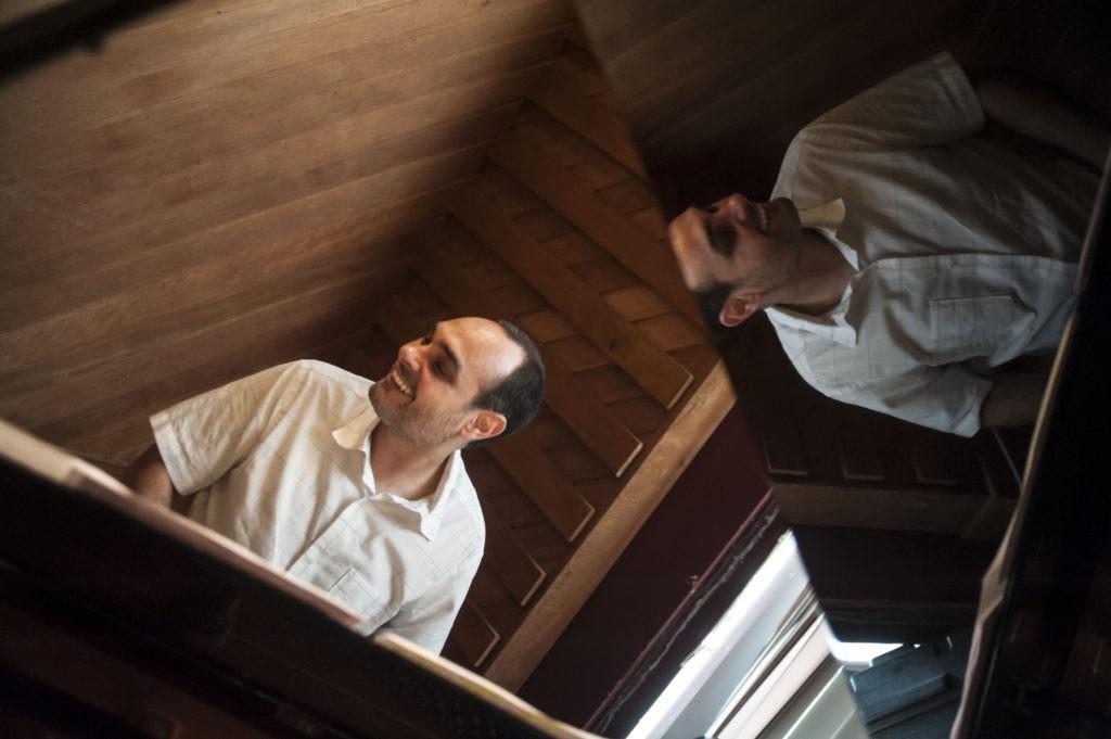 Aula de piano com Fábio Torres