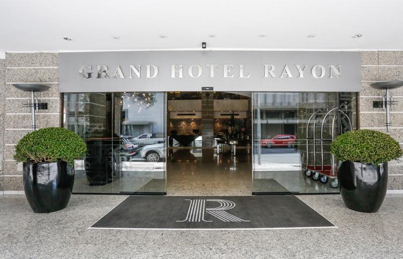 Feijoada no Grand Hotel Rayon