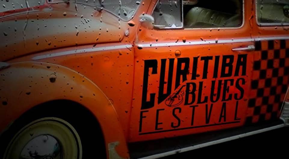 PROMOÇÃO: Curitiba Blues Festival