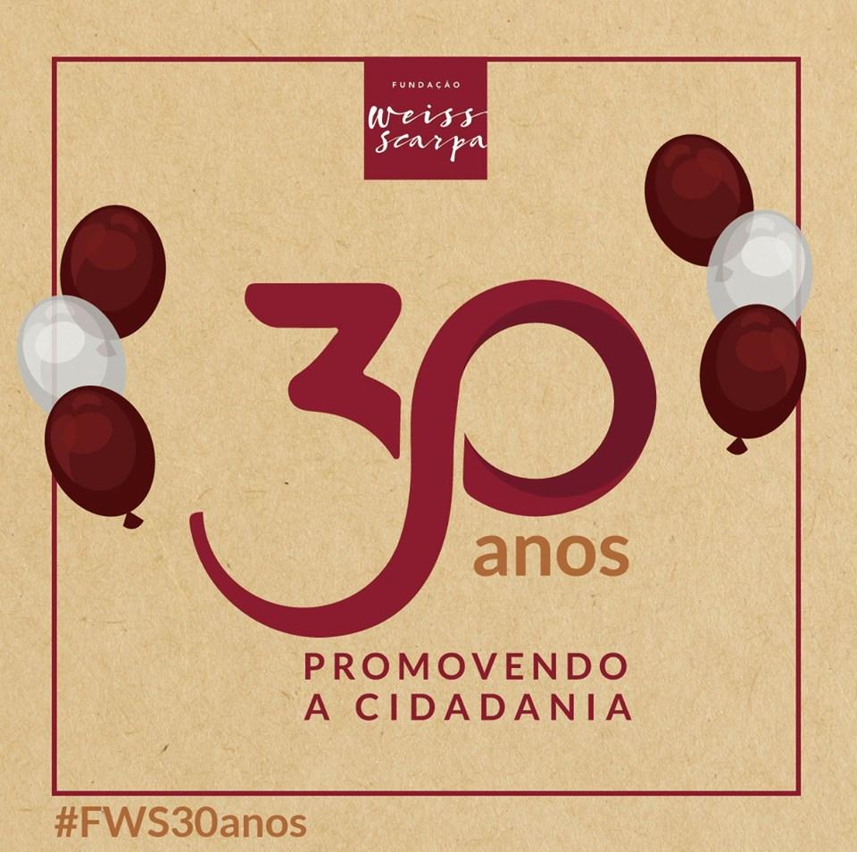 Fundação Weiss Scarpa celebra 30 anos com lançamento de livro