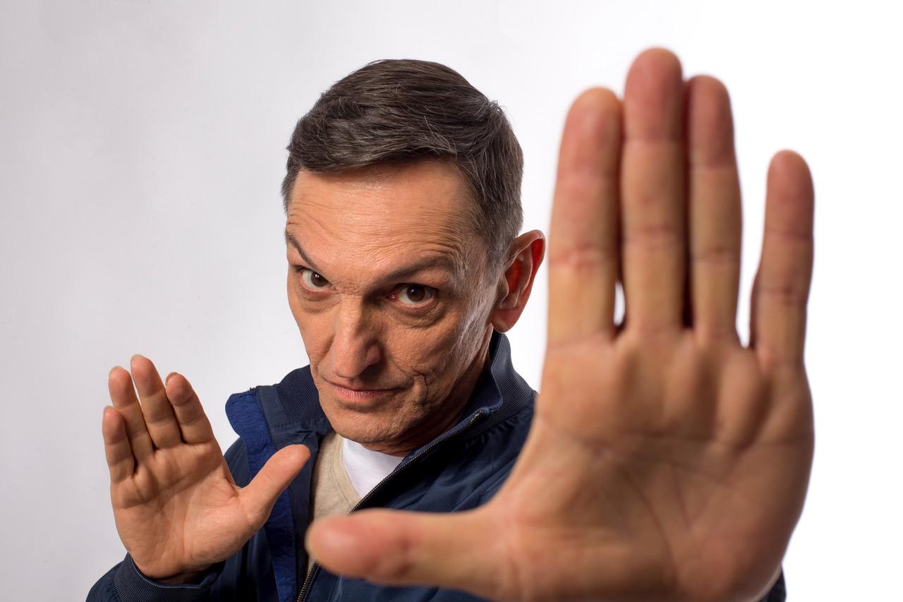 Pocket show com Paulo Miklos