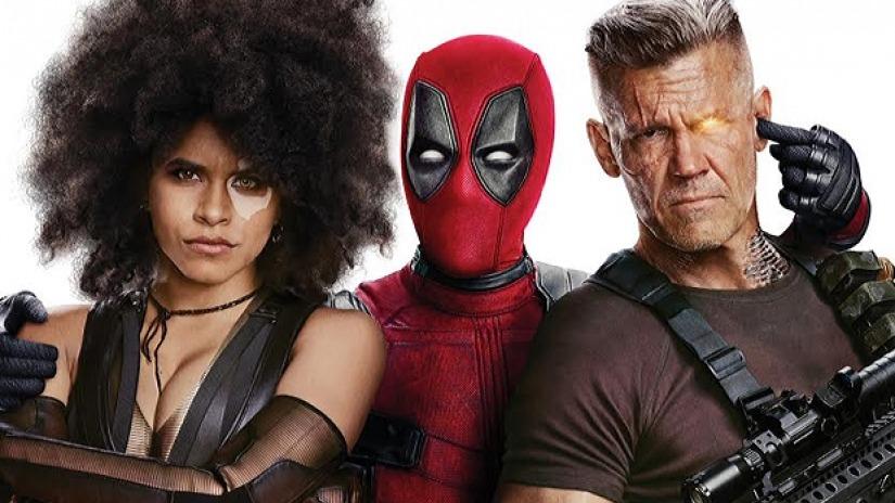 CineMaterna exibe Deadpool 2