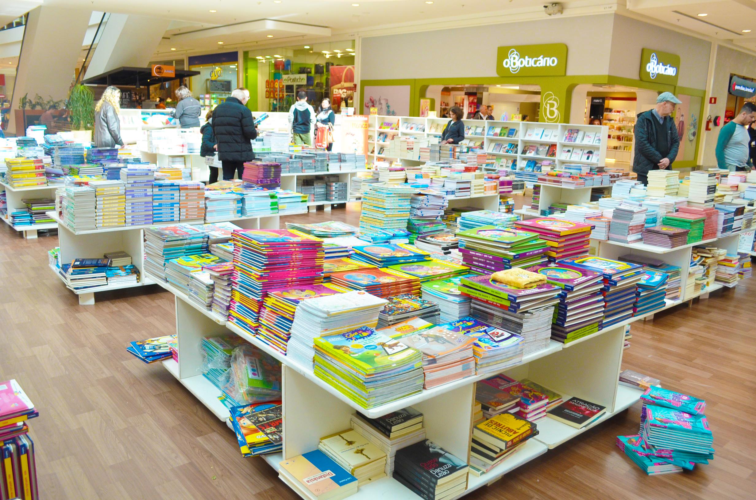 Feira Top Livros