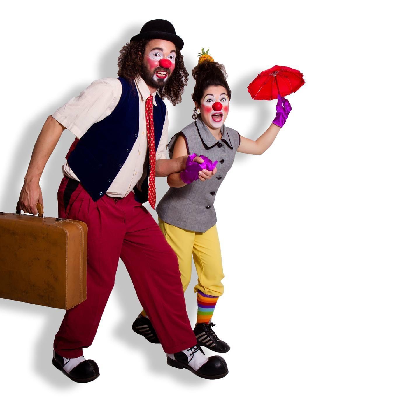 Teatro infantil no Sesi Portão