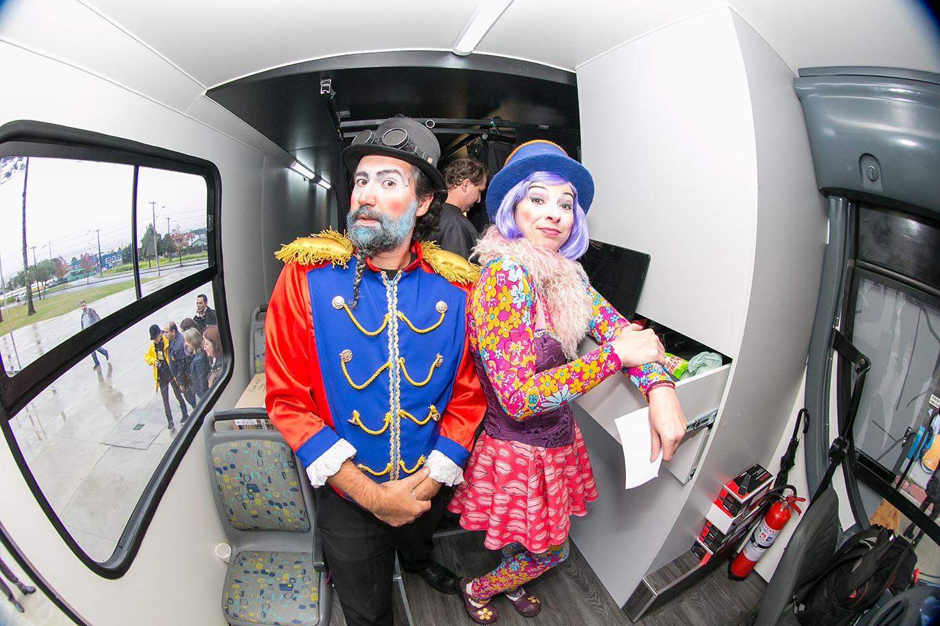 Ônibus da Cultura