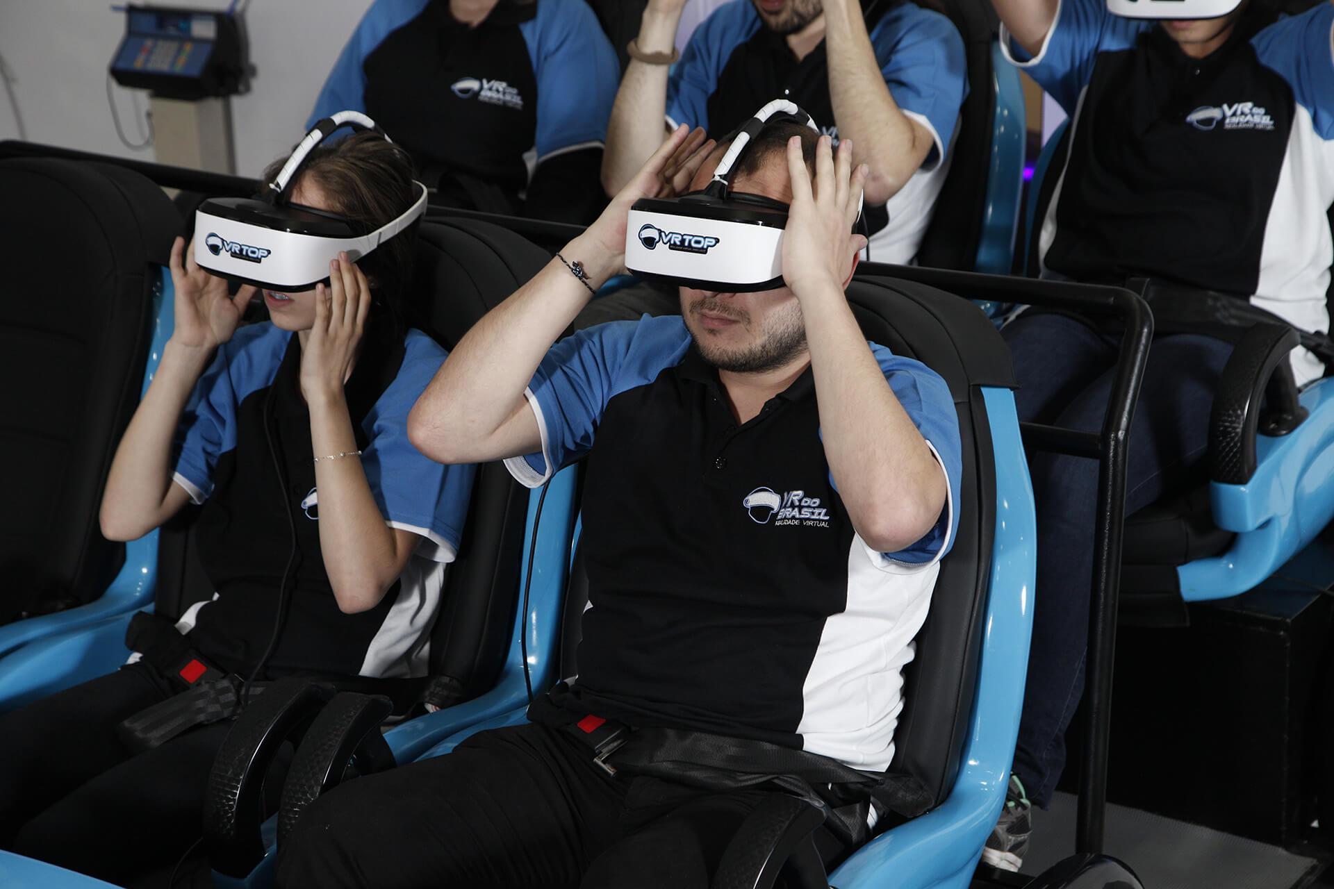 Simulador VR TOP