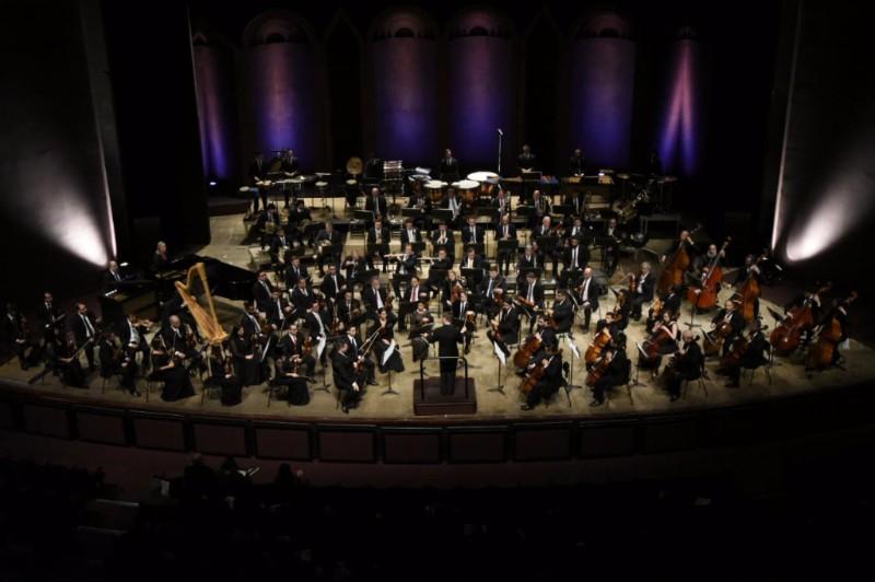 Trilha sonora com a Orquestra Sinfônica do Paraná