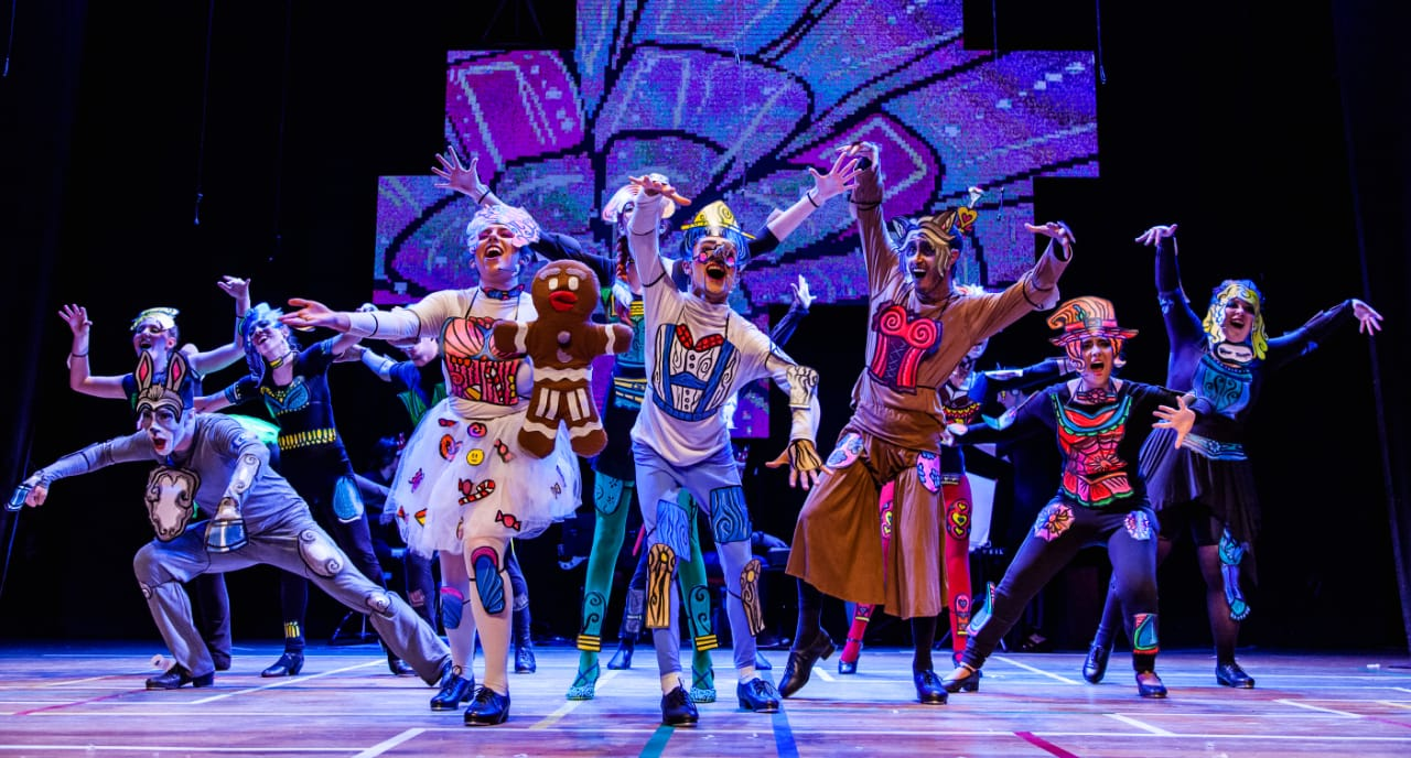 III Festival de Teatro Musical Projeto Broadway