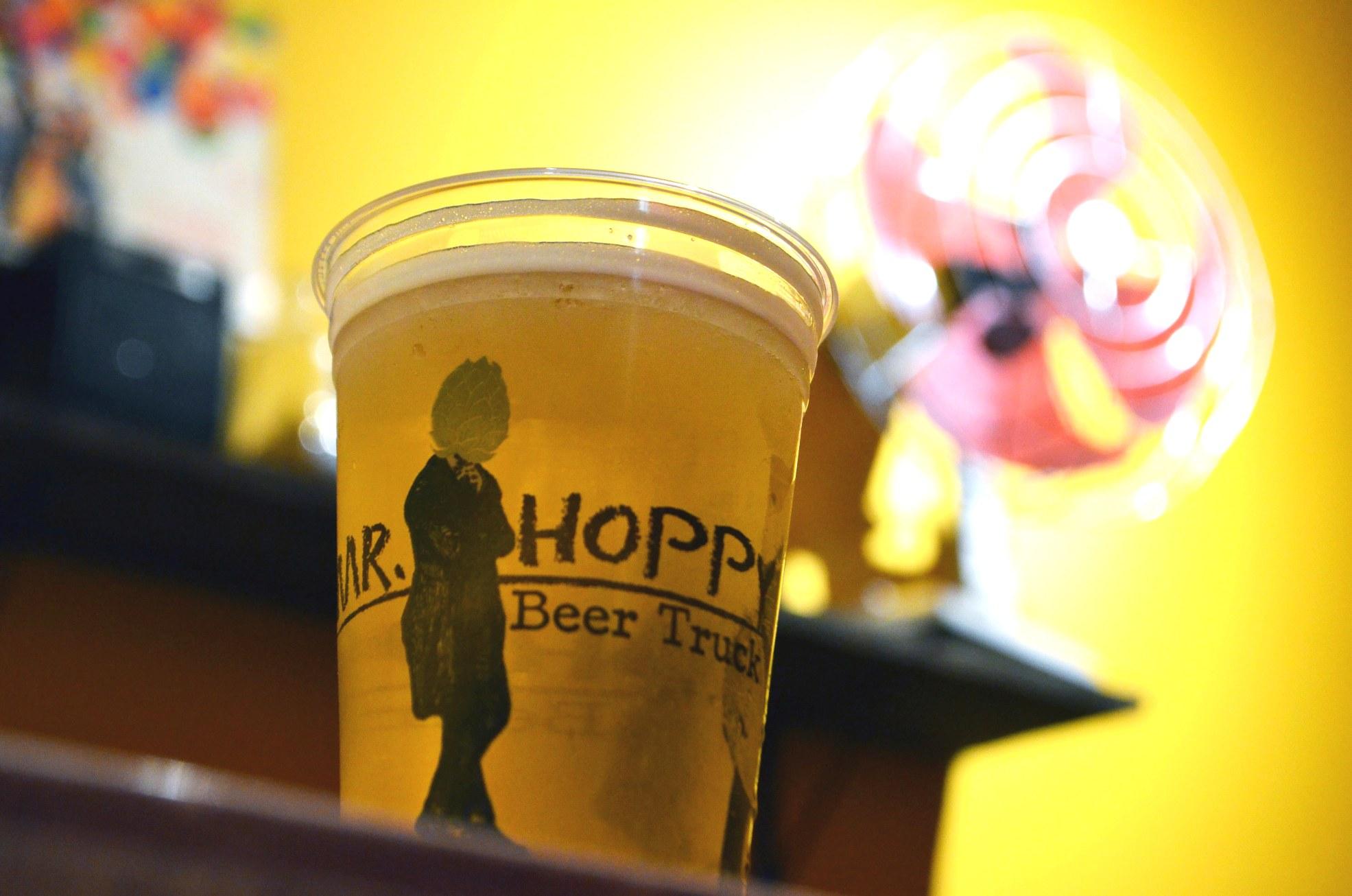 Mr. Hoppy Day