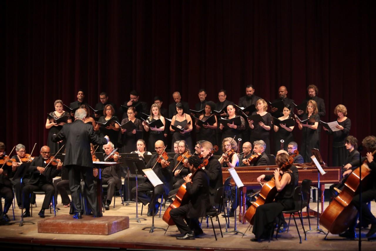 Concerto de abertura da Oficina de Música