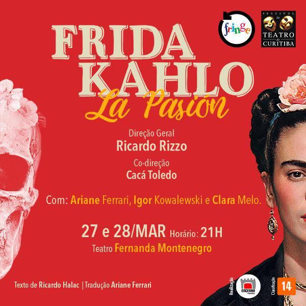 Frida Kahlo, La Pasión